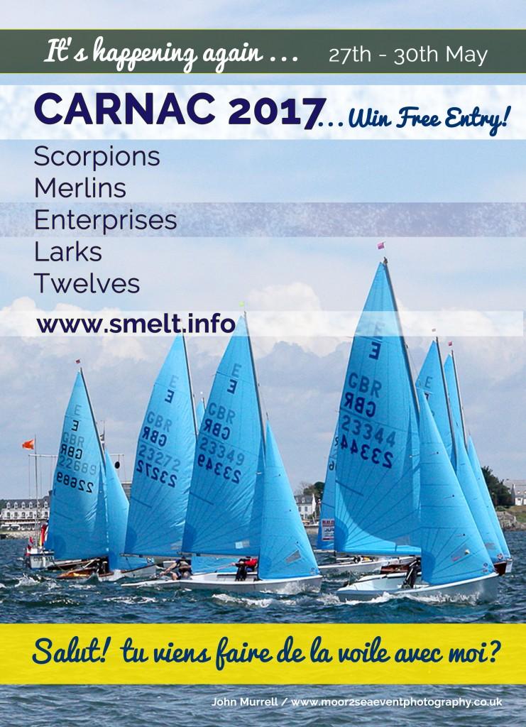 Carnac Poster